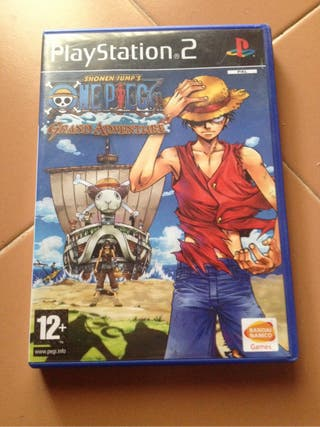 One Piece Grand Adventure PS 2