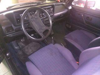 Golf Cabrio 1.6 Gasolina