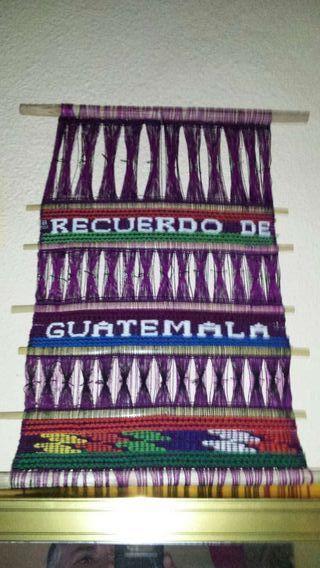 Tejido Guatemala