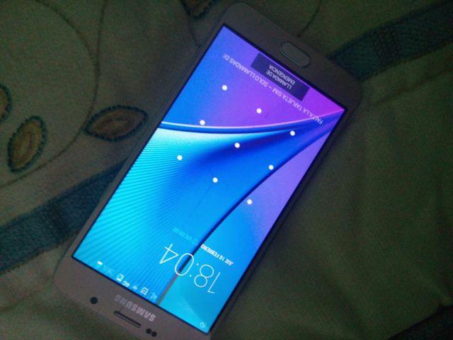 Samsung galaxi note 5