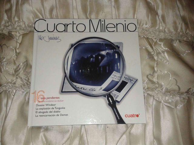 Libro cuarto milenio +DVD nuevo de segunda mano por 6,99 € en Málaga ...