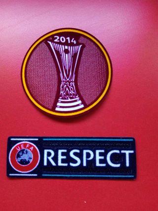 Parches camiseta Sevilla FC