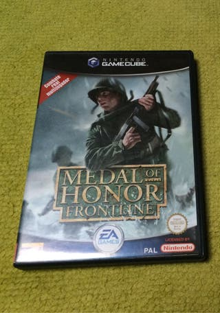Medal Of Honor Frontline para Game Cube