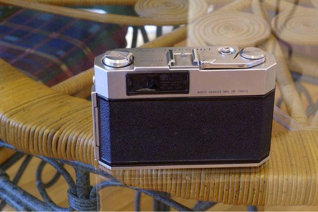 Camara De Fotos Vintage Marca Aires Viscount 1959