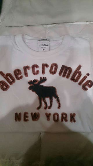 Camiseta Abercrombie & Fitch® NY MUSCLE