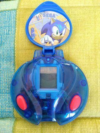 Consola mini Sega