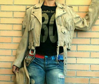 Cazadora piel Harley-Davidson! REBAJADA