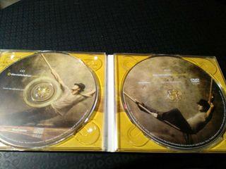 CD y DVD. David Bisbal