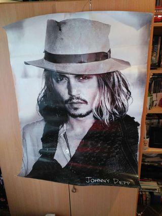 Poster johnny depp.