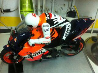 Moto De Rc Gasolina