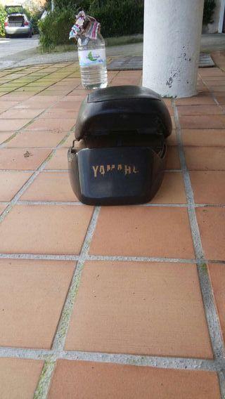 Asiento con embellecedor yamaha sr 250cc