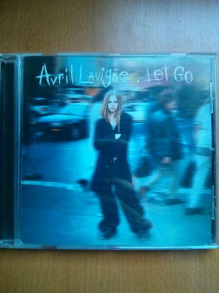 Disco de Avril Lavigne