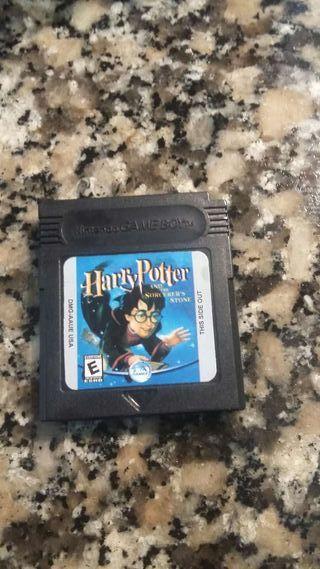 Juego de la Game Boy