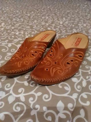 Zapato piel Pikolinos