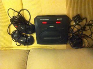 Sega Mega drive para coleccionistas
