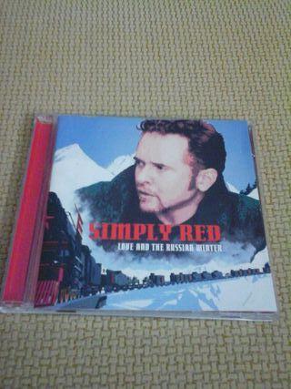 Cd de SIMPLY RED
