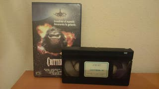 Critters 4 vhs