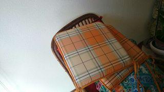 4 Cojines para silla