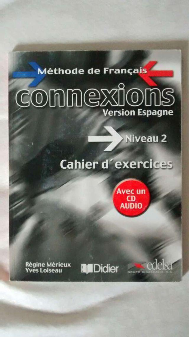Libros de francés Connexions Niveau 2