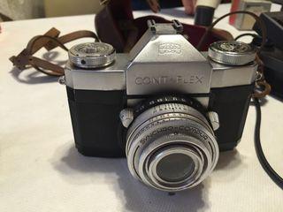 Camara CONTAFLEX f 50mm