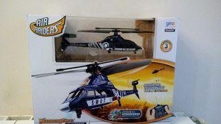 Juguete helicóptero radió control