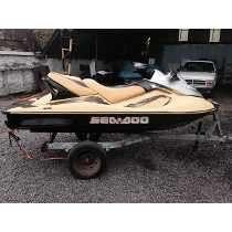 Moto Agua Triplaza Seadoo GTX 135cv