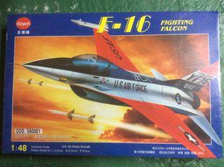 Maqueta Avion F-16 Fighting Falcon