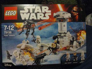 "LEGO Star Wars 75138 Hoth Attack (Ataque a Hoth) """