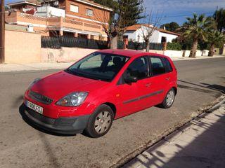 Coche Ocasion. Ford Fiesta