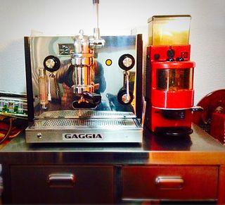 Molinillo Cafe Profesional Gaggia