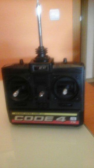 Emisora de Radio Control