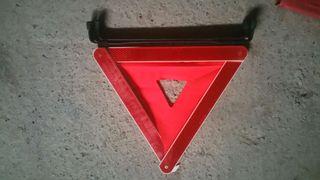 1 triángulo de peligro