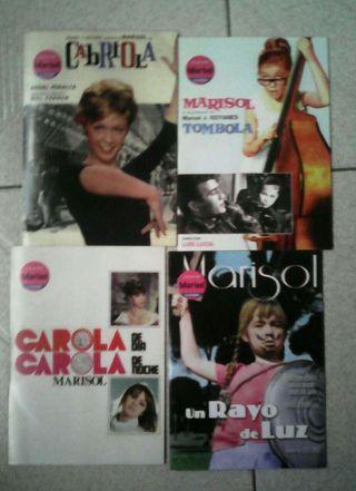 Colección de películas de Marisol