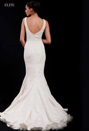 vestit núvia. vestido novia victorio & luchino de segunda mano
