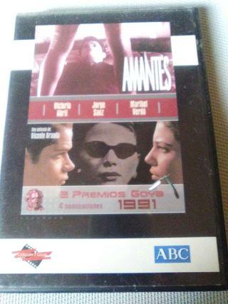 DVDs varios títulos a elegir.