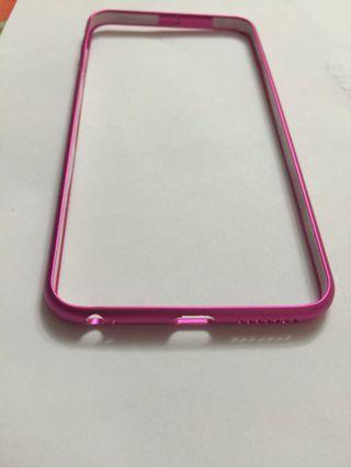 Funda Bumper iPhone 6 Plus de aluminio nueva