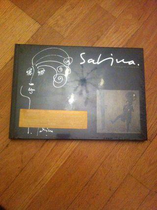 Libro Y CD sabina Vinagre Y rosas