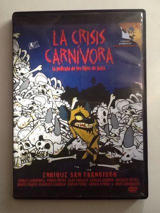 La Crisis Carnivora Dvd