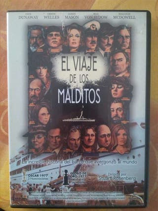 DVD El viaje de los malditos
