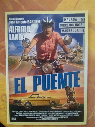 DVD El puente