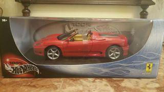 Ferrari 360 Spider de Hot Wheels
