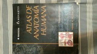 Atlas de Anatomía humana NOVARTIS.