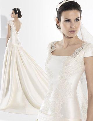 Vestido de novia Franc Sarabia (REBAJADO)