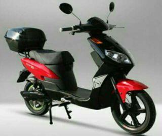Biciccleta electrica . BIKOX WS-2