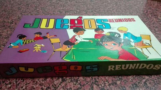 Juegos Reunidos Anos 70 80 De Segunda Mano Por 25 En Gijon En Wallapop