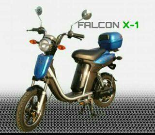 Biciccleta electrica . Falcon X-1