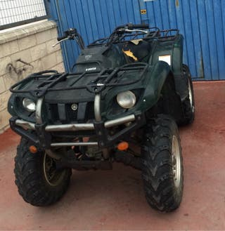 DESPIECE YAMAHA GRIZZLY 660