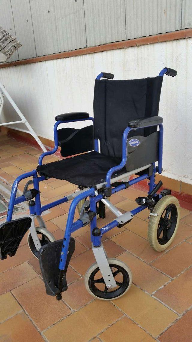 Sillas de ruedas semi nueva todas las medidas de segunda mano por 89 99 en sabadell en wallapop - Sillas de ruedas estrechas ...