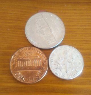 Monedas Estados Unidos de América