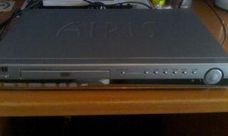Dvd airis (Dvd/CD/MP3/MPEG4/CD-R/CD-RW PLAYER